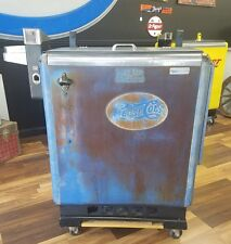 Ideal 55 Slider Embossed Double Dot Pepsi Machine RARE