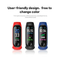 Fitness Tracker Smart Sports Watch. Bluetooth, Heart Rate &  Blood Pressure