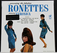 THE RONETTES Presenting The Fabulous LP 180g Eur 2013 Music On Vinyl  UNPLAYED