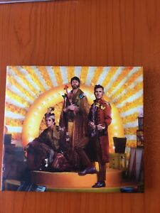 Take That Wonderland CD Deluxe Edition Book Sleeve 602557267327