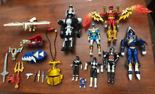 Bandai Power Rangers  , Beetleborgs + Accessories Lot