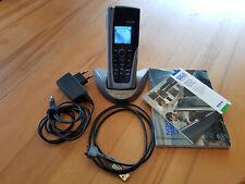 Nokia  Communicator 9500 - Farbe Silber - Guter Zustand mit allem dabei - Top