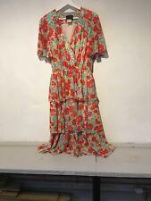 80's Chiffon Layered Dress