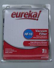 Eureka Vacuum Cleaner HF10 High Efficiency Alergen 63347B model series 8800,8850