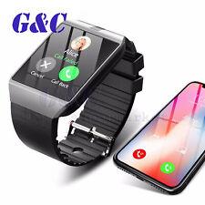 DZ09 Bluetooth Reloj inteligente para teléfono Android HTC Samsung Cámara SIM Tarjeta
