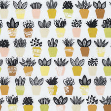 Erin McMorris PWEM091 Intermix Terra Twig Cotton Fabric By The Yard