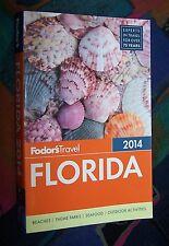 FLORIDA - Miami The Everglades Florida Keys Orlando ... # 2014 FODOR'S Travel