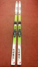 Atomic APC 200cm Skis with Salomon Bindings