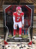 Harrison BUTKER 🏈 Kansas City CHIEFS 🔥 2019 PANINI PRIZM FOOTBALL KICKER CARD