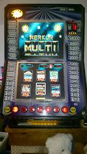 """Vend vraie machine à sous/casino """"Merkur Multi"""" avec écran tactile"""