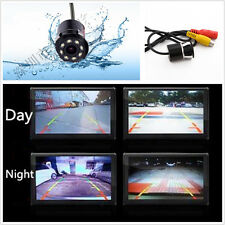Car SUV Rearview Backup Parking 170°Wide-angle IR Night Vision Camera With Drill