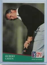 1991 Pro Set Hubert Green base card