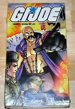 GI JOE Volume 9 Nothing But Lies NEW Sealed VHS Tape 50 minutes