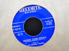 "THE ROCKIN` CHAIRS "" ROCKIN` CHAIR BOOGIE  "" USA RECORTE  EX- COND."