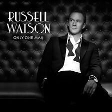 RUSSELL WATSON - ONLY ONE MAN: CD ALBUM (2013)