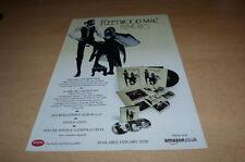 FLEETWOOD MAC - RUMOURS !!! PUBLICITE / ADVERT !!! UK !!!