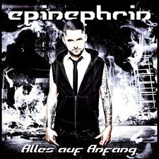EPINEPHRIN Alles auf Anfang - CD - (X-Rx, Nachtmahr, Aesthetic Perfection)