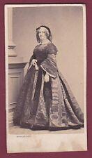 CDV ARNAUDE - 120713 - 1868 - Mme DELLONG de Port de Bouc