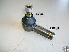 IVECO GAMMA Z - OM 65/70/75-80/90NC  / Testina Barra Sterzo Destra 4833825