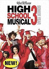 High School Musical 3: Senior Year (Dvd, 2009)