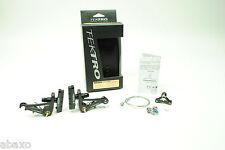 Tektro Cantilever Brake, CR720, Cartridge Pads, Black