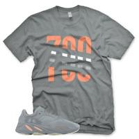 New 700 T Shirt for Adidas Yeezy Boost 700 INERTIA Mauve Butter