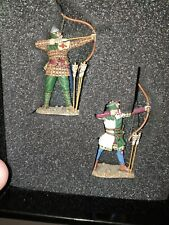COAG-317  Crusader Archers Set (MK067) - King and Country - Crusades - 60mm