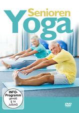 DVD Senioren Yoga mit Anke Schauerte