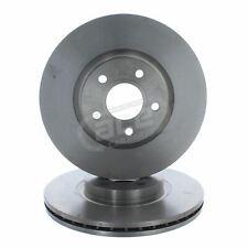 balatas delante 2 tambores coated disc line interior ventilado Ø 280 mm