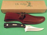 """Elk Ridge ER299D Sharpfinger style full tang fixed blade knife 7"""" overall NEW!"""