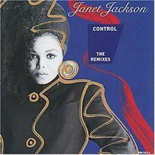 Janet Jackson [CD] Control-The remixes (1986)