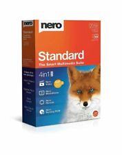 Nero 2019 Standard HD Multimedia Suite Software for Windows