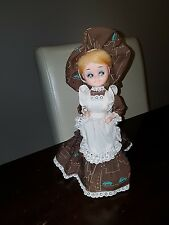 Vintage Spinning Musical Doll 1970's Made in JAPAN