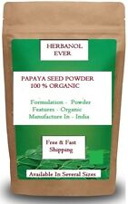 Dried Papaya Seeds Powder Herbal for Health  Organic Free Fast Shipping