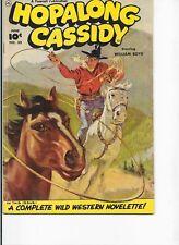 Hopalong Cassidy  #32