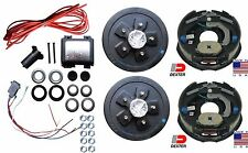 Add Brakes to Your Trailer Complete Kit 3500 Axle 5 x4.5 Dexter Electric Drum