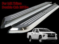 Alloy Side Steps FOR Mitsubishi Triton MR Double Cab 4 Doors 2019+ (CMP94)