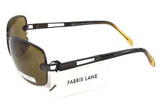Fabris Lane Designer Sunglasses FLA101862 Brown New - RRP £49
