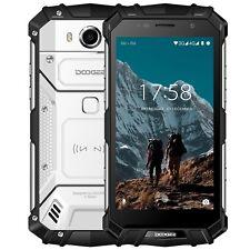 Wasserdichte DOOGEE S60 5.2'' 4G Smartphone Handy 2-SIM NFC 5580mAh 21MP 6+64GB