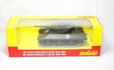 Solido Destroyer M10 Tank In Its Original Box - Nr Mint Model Army / Military