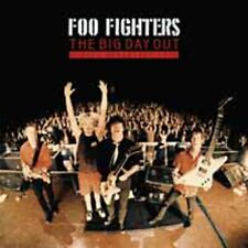 THE BIG DAY OUT  by FOO FIGHTERS  Vinyl Double Album  VS007LP rare live