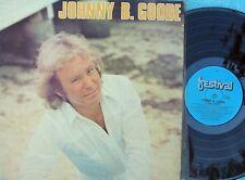 Johnny O'Keefe Rare 1st press OZ LP Johnny B. Goode EX 73 Festival No Mockingbir
