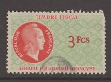 France Africa Colonies fiscal revenue stamp 7-11-20