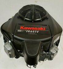 "FR651V-CS11 21.5HP Kawasaki Twin Cylinder Engine 1"" Vertical Shaft"