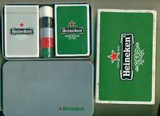 Heineken Playing Cards Unsealed