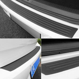 Accessories Car Rubber Rear Guard Bumper Protector Trim Cover US Shipping