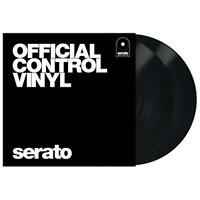 Serato Performance Series Official Control Vinyl Pair Black