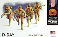 Master Box 3520 D-Day, 6th June 1944 Scale Plastic Model Kit 1/35