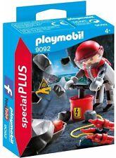 9092 Explotando rocas playmobil,especial,special plus