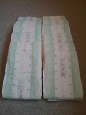 12 x Tena Super Slip Adult Nappies / Diaper ABDL Medium